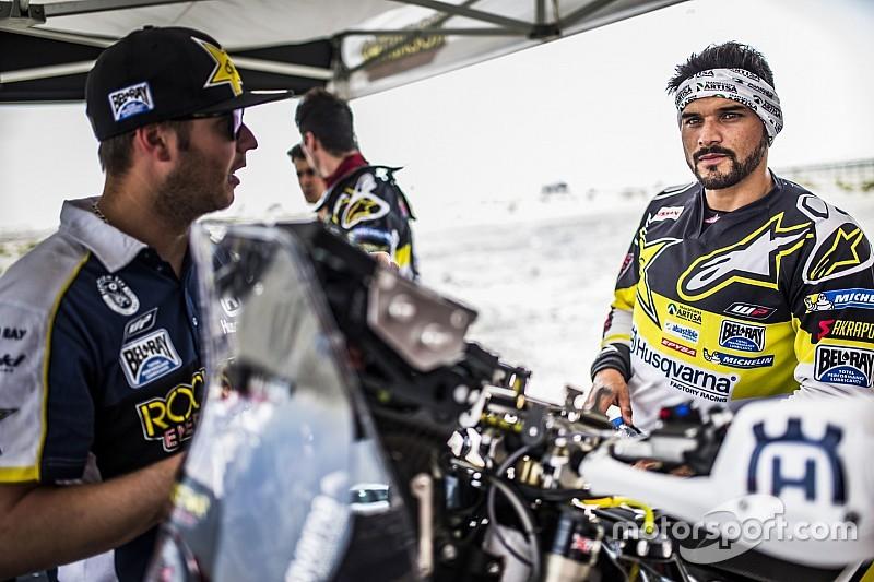 El campeón del mundo que solo piensa en el Dakar