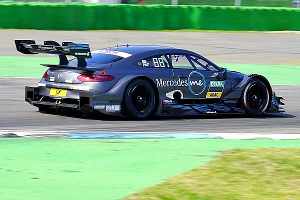 DTM-Test Hockenheim 2017: Mercedes startet mit Bestzeit