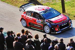 WRC Yarış ayak raporu Korsika WRC: Meeke lider başladı, Hanninen kaza yaptı
