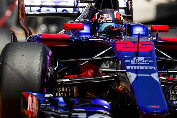 Formule 1 Nieuws Kvyat witheet: