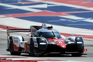 WEC Verslag vrije training WEC Austin: Toyota biedt weerstand en eindigt derde training bovenaan