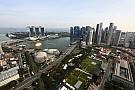 Текстова трансляція першої практики Гран Прі Сінгапуру