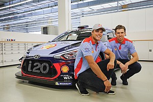 WRC Ultime notizie Ufficiale: Andreas Mikkelsen pilota Hyundai nel 2018 e nel 2019