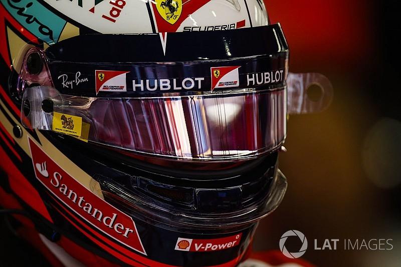 Räikkönen szerint több probléma is van a Ferrarival Szingapúrban