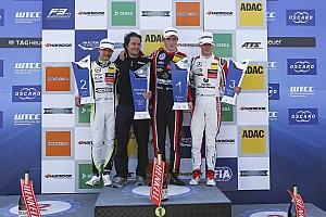 Євро Ф3 Репортаж з гонки Євро Ф3 у Монці: перший подіум Шумахера