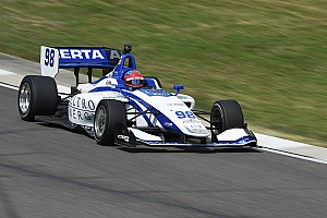 Indy Lights Race report Barber Indy Lights: Herta dominates Race 2, stretches points lead
