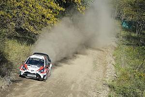 WRC レグ・レポート 【WRC】アルゼンチン2日目:トラブル多発で大波乱。ラトバラは6番手