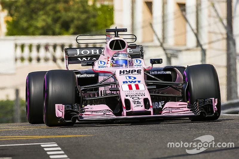 Force India ne croit pas à un T-wing encore plus extrême