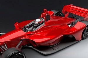 IndyCar 速報ニュース 【インディカー】新エアロキット、ドライバー保護装置の導入前提で設計