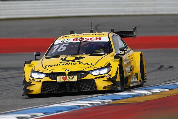 Timo Glock saldrá desde la pole en la carrera de hoy del DTM