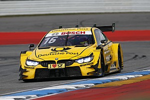 DTM Qualifying report Hockenheim DTM: Glock grabs pole by 0.037s