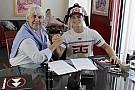 Ikuti jejak Manzi, Granado gabung ke Forward Racing