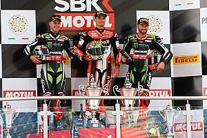 World Superbike Reactions Dominasi pembalap Inggris membuat WorldSBK tak ideal
