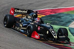 Formula V8 3.5 Reporte de calificación Fittipaldi logra en Aragón su séptima pole de F3.5 en 2017