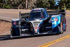 Hillclimb Race report LoveFab Race Team and the Enviate Hypercar finish 2nd in class at Pikes Peak