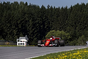 F1 Reporte de prácticas Vettel se lleva el duelo con Hamilton antes de la clasificación de Austria