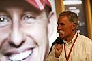 La F1 seguirá exaltando a Michael Schumacher, anuncia Chase Carey