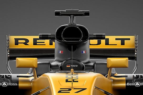 معرض صور: تفاصيل سيارة رينو آر.إس17