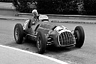 Formule 1 Rétro 1950 - Premier Grand Prix d'une voiture Ferrari