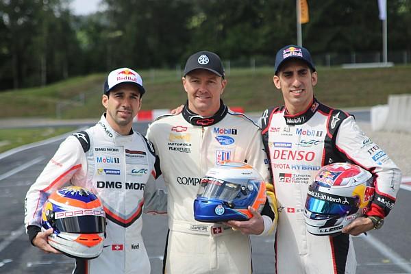 24 heures du Mans 24h Le Mans: Compte à rebours pour les trois Suisses professionnels