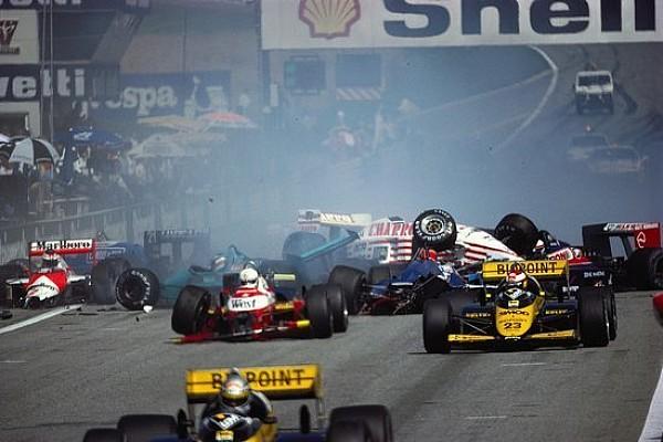 Forma-1 Ezen a napon: Roncsderbi és kettős Williams-győzelem Ausztriában