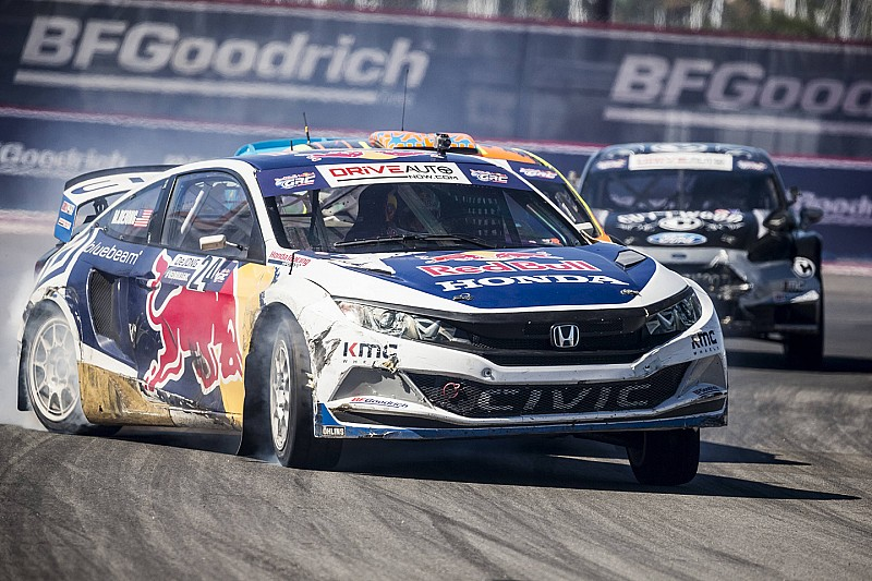Global Rallycross makes debut at Canada Aviation and Space Museum in partnership with Ottawa 2017