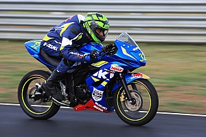 Other bike Breaking news Choudhary gears up for Road to Rookies' final selection in Spain