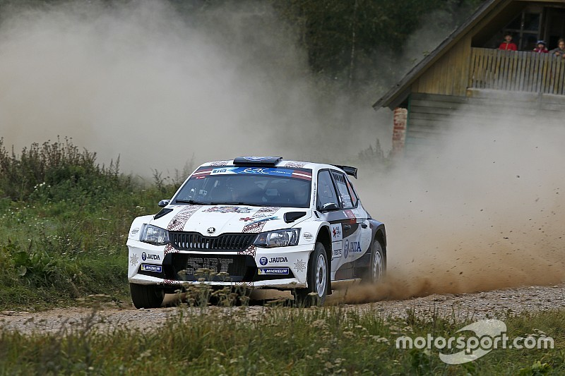 Latvia ERC: Sirmacis wins home rally, Kajetanowicz defends title