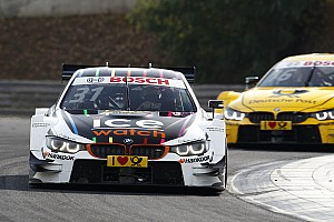 DTM Breaking news BMW names drivers for 2017 DTM season