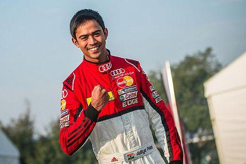 Patel stays in Blancpain GT Asia for sophomore season