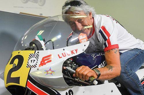 Marco Lucchinelli, l'étoile devenue Légende du MotoGP