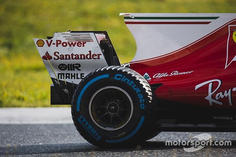 Formel-1-Technik: Was Motorhauben-Finne und T-Flügel bewirken