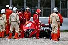 Al sexto día, el rojo Ferrari fue gris