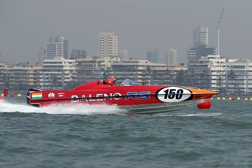 P1 Powerboat: Coleman siblings doubles up, Gill and Santosh debut