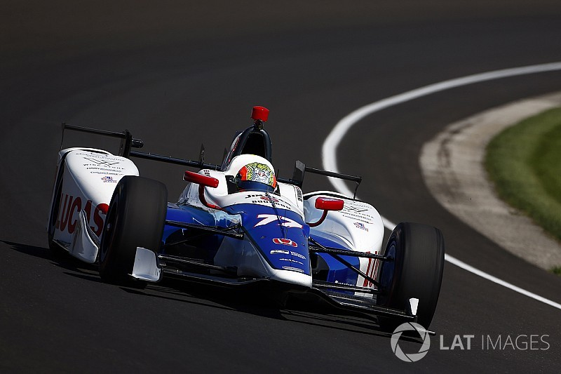 Jay Howard lidera quarto dia de treino; Alonso é 4º