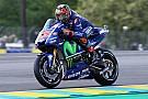 MotoGP 2017 in Le Mans: 3 Mal Yamaha in Startreihe 1
