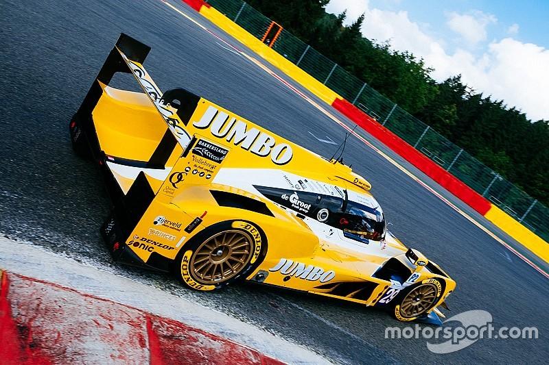 Van der Garde fährt WEC für Racing Team Nederland