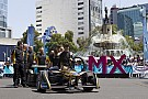 Esteban Gutiérrez maneja por primera vez un Fórmula E