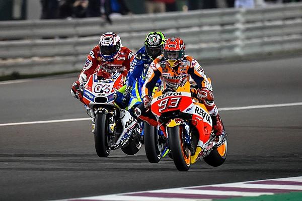 """MotoGP Noticias de última hora Márquez: """"Nos ha entrado el miedo y nos hemos confundido"""""""