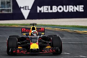 Formule 1 Actualités Cinq places de pénalité pour Ricciardo après son crash