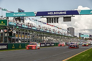 Supercars Breaking news Supercars Albert Park format set to be announced