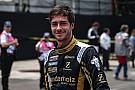 FIA F2 Rene Binder prende il posto di Roberto Merhi alla Rapax a Jerez