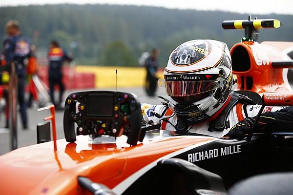 F1 La columna de Vandoorne: Trabajo de equipo y rebufo para Alonso