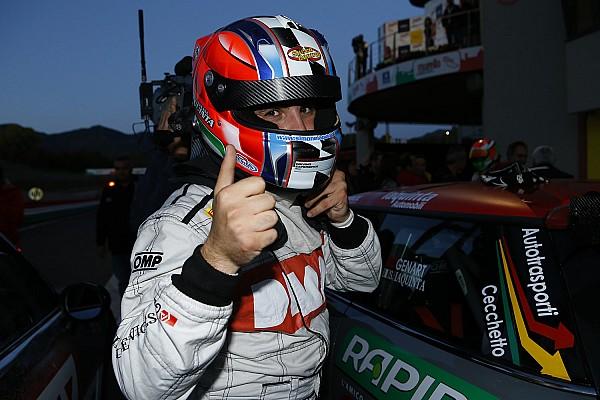 Turismo Gara Simone Iaquinta e Gabriele Giorgi sono i campioni 2017 del MINI Challenge