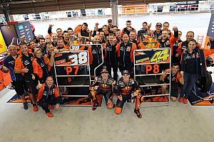 MotoGP Reactions Tak cari pembalap top, KTM fokus talenta muda