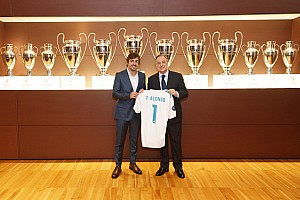Алонсо став почесним членом футбольного клубу «Реал» (Мадрид)