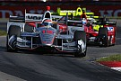 IndyCar Pocono IndyCar: Power bir tur geriden galibiyete uzandı