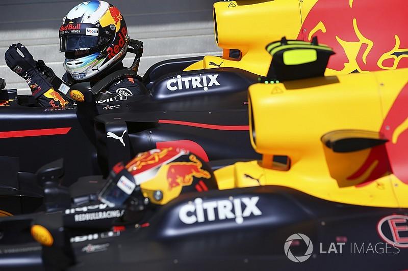 Verstappen espera volver a hablar con Ricciardo