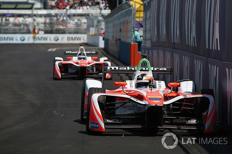 Rosenqvist et Heidfeld prolongent chez Mahindra