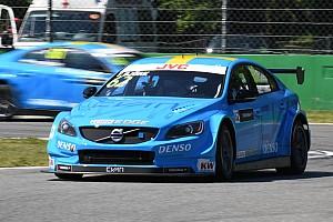 WTCC Reporte de calificación Primera pole de Volvo en el WTCC